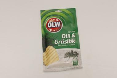 OLW Dill & Gräslök Dipp