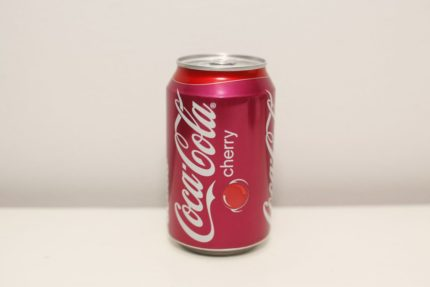 Coca Cola Cherry 33cl