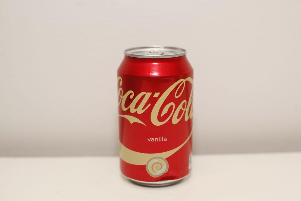 Coca Cola Vanilla 33cl