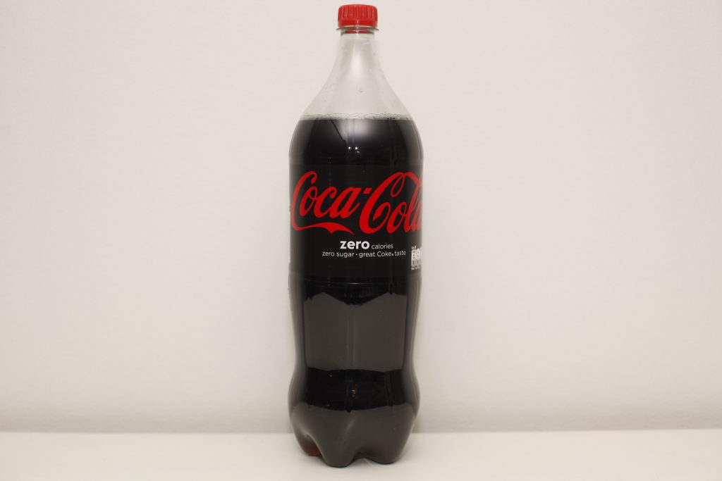 Coca Cola Zero 2L