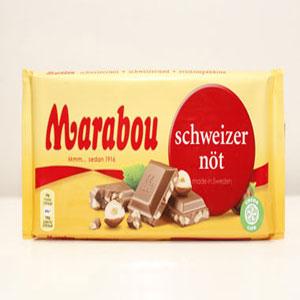 Marabou Schweizernöt 200g