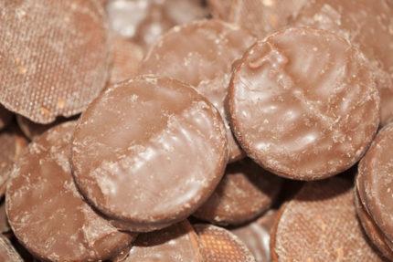 Happy choklad kola (2 st)