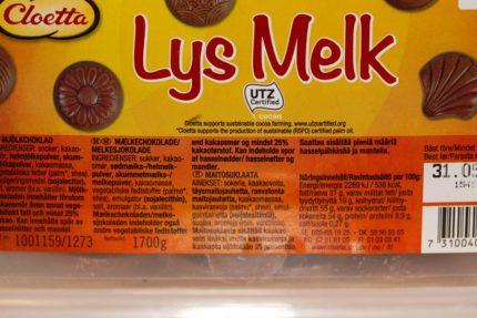 Lys Melk (2 st)