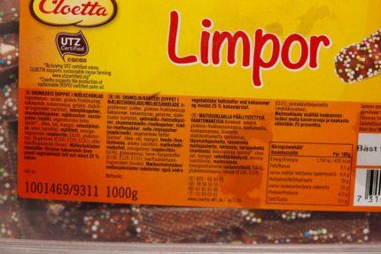 Limpor (2 st)