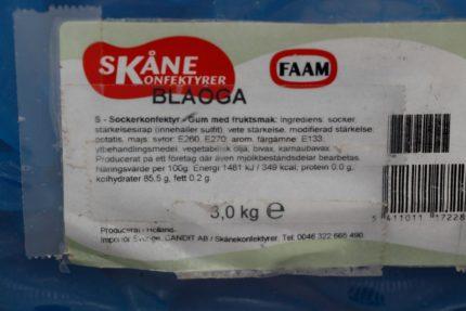 Blåögon (2 st)