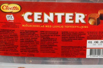 Center (2 st)