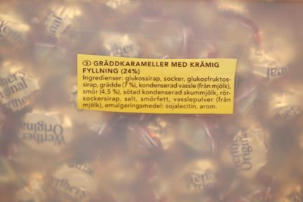 Werther´s Original Caramell filled cream (2 st)
