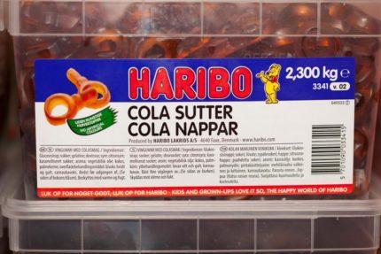 Cola Nappar (2 st)