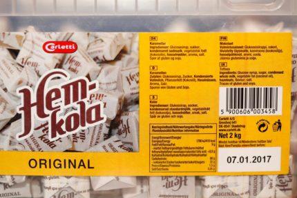 Hem Kola (2 st)
