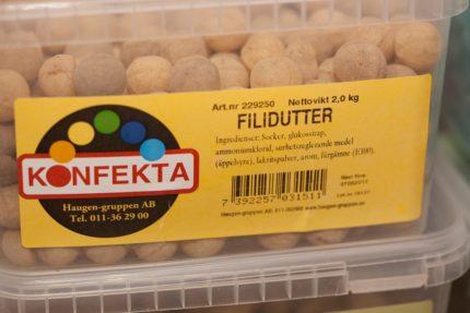 Filidutter (2 st)