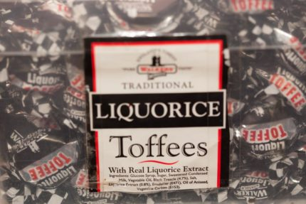Lakrits Toffees (2 st)