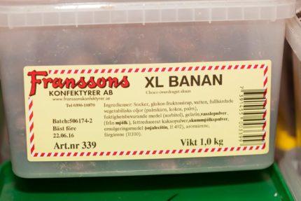XL Banan (1 st)