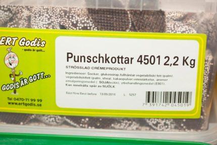 Punschkottar (2 st)