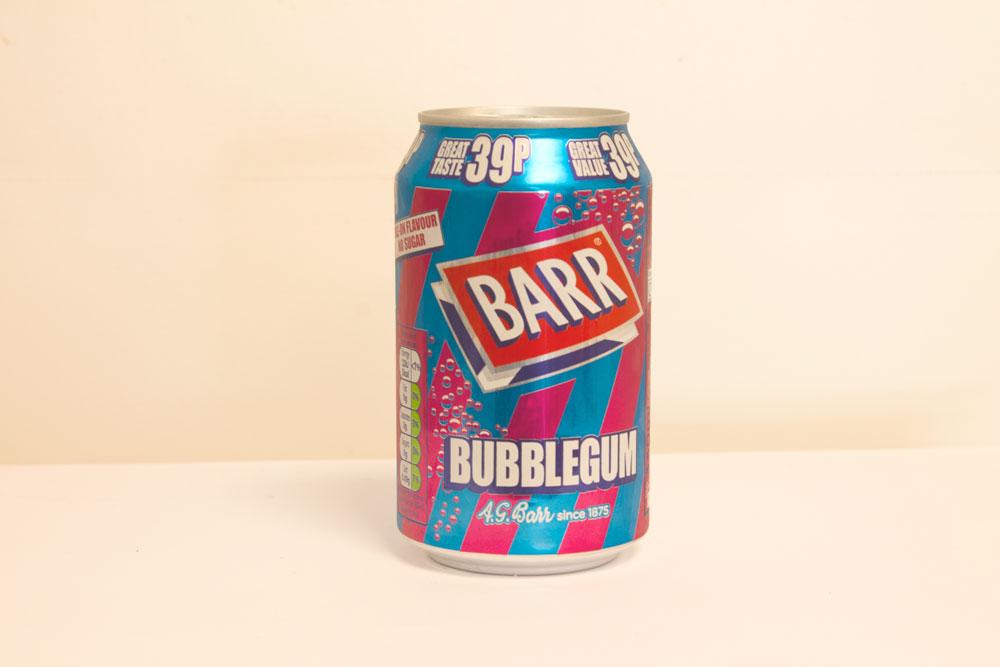 Barr-Bubblegum