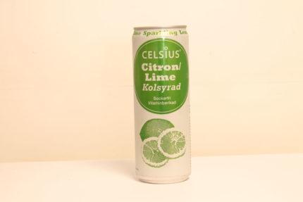Celcius Citron Lime