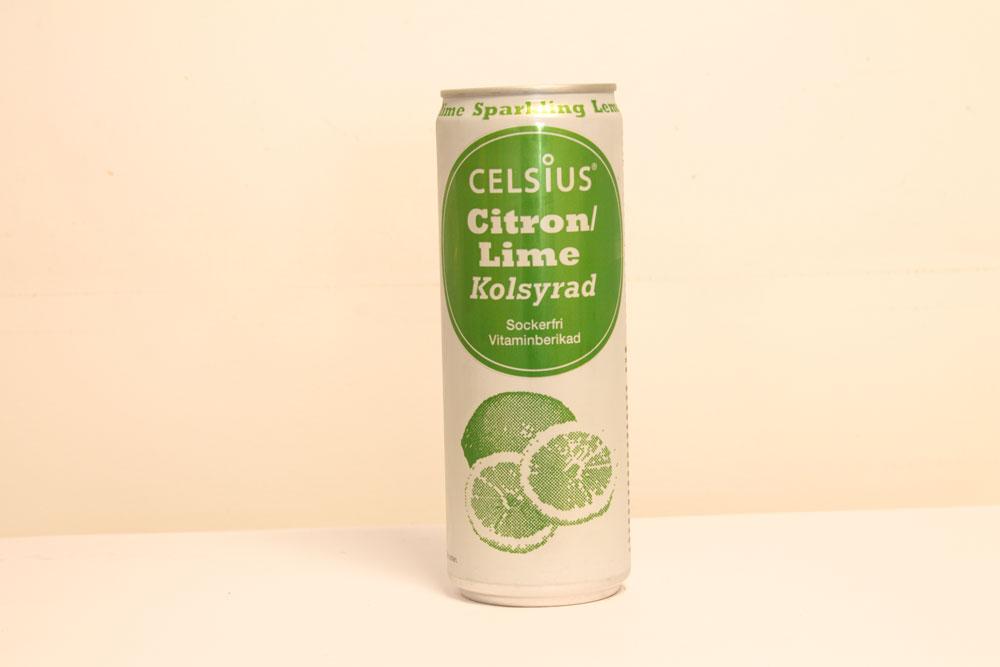 celsius citron lime