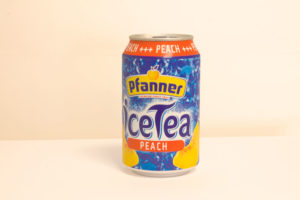 Ice Tea Peach 33cl