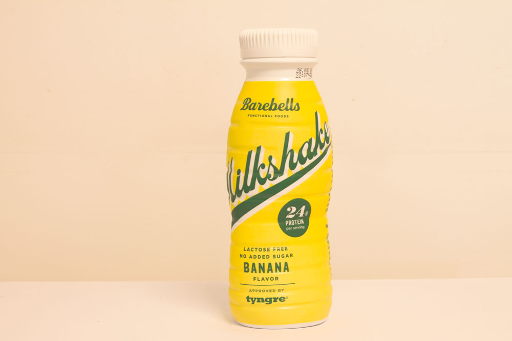 Milkshake Banan