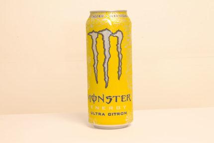 Monster Ultra Citron 50cl