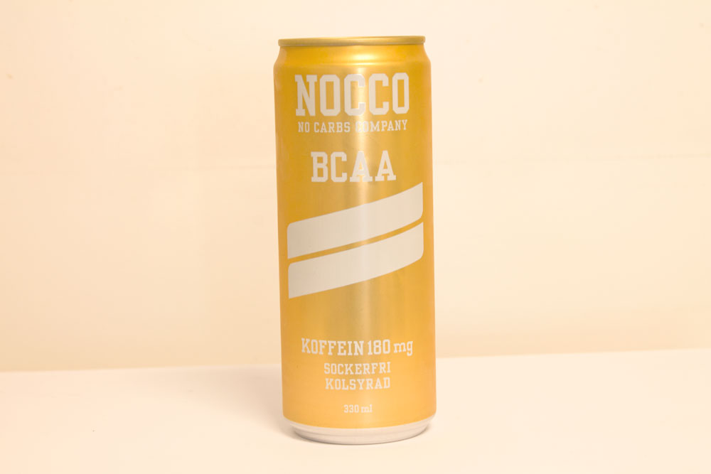 Nocco Bcaa Guld