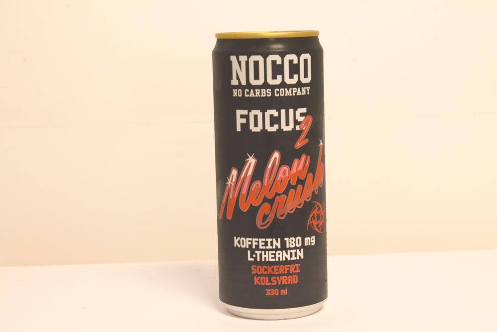 Nocco Focus Melon Crush