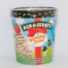 Ben & Jerry's Birthday cake