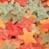 Super sura sjöstjärnor (5 st)