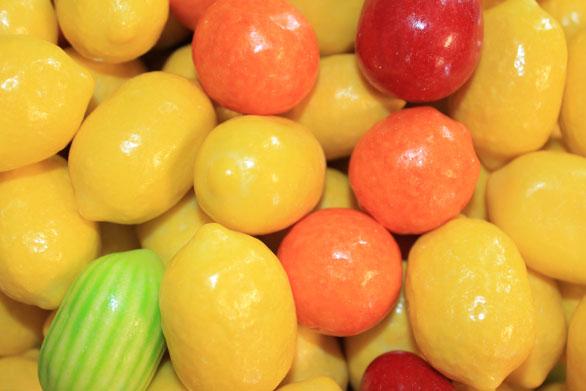 Tuggummi Frukter Mega (1 st)