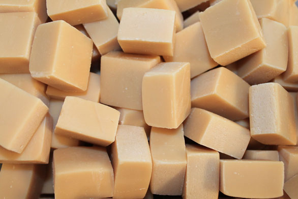 Vanilj Fudge (2 st)