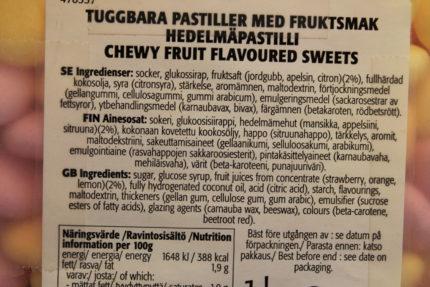 Mentos Frukt Dragé (5 st)