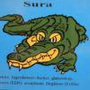 Krokodiltårar Sura (10 st)