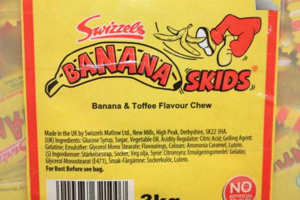 Banana Skids (2 st)