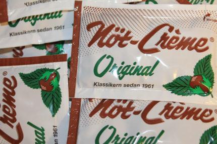 Nöt Creme (2 st)