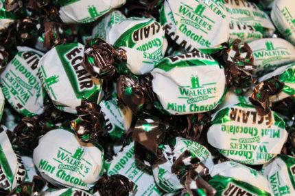 Mint Choklad Eclair (3 st)