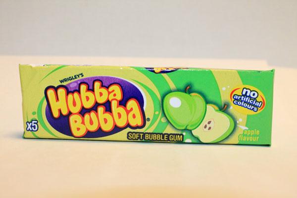 Hubba Bubba Apple Flavour