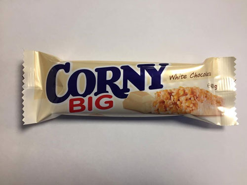 Corny Big White Chocolate