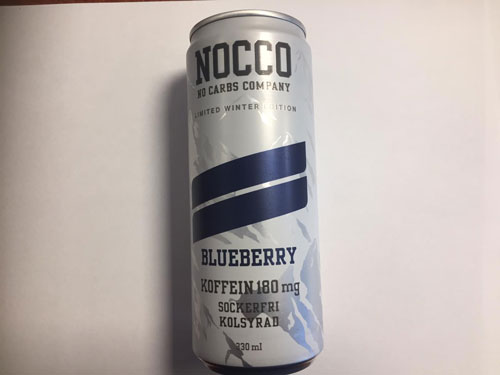 Nocco Blueberry
