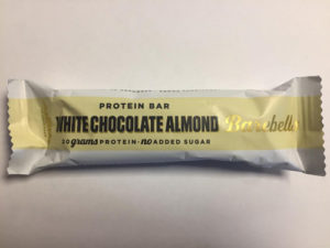 Barbells White Chocolate Almond
